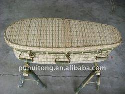 Pet bamboo coffin/ casket / urn / bier
