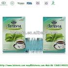 Herbal sweetner--stevia in sachets