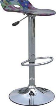 Modern design and colour acrylic bar stool (TH-543)