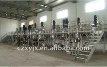 buy Waterproof coatings production line bitumen membrane machine