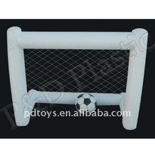 inflatable football/ soccer goal