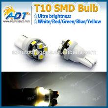 T10 W5W wedge 168 ba9s 194 SMD 8 led lighting