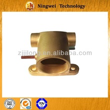 Durable copper alloy water pump for textile