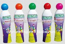 Best -selling 43ml bingo marker game pen CH-2810 with cute shape