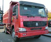 SINOTRUK HOWO tipper truck Loading 25-30 tons