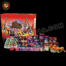 Economic Fireworks Assortment Packs Gift For Kids