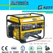New!!!5kva Air Cooled Gasoline Portable Generator--Honda Engine