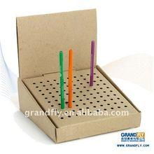 Paper rack for pens
