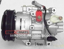 DENSO 5SE11C 88310-5248 883105248 auto ac air conditioning compressor for Toyota YARIS 1.5L 2006-2012