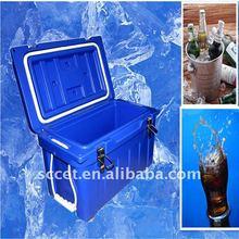 120L Bule Plastic Cooler,ice cooler box,cooler box