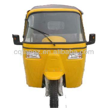 HOT Bajaj tricycle