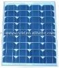 High quality 40w PV monocrystalline solar panel