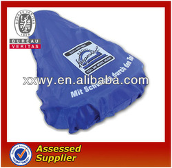 high quality nylon or polyester waterproof bike seat cover