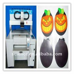 2012 hot selling PVC /silicone Fridge Magnet Making Machine