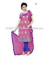 Embroidery Design Salwar Suit | Ladies salwar suit design
