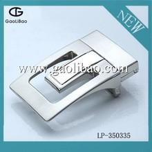 2014 Hot selling custom pressing belt buckle LP-350335