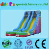 2013 cheap inflatable water slides for sale