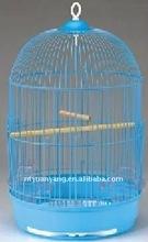 decorative round mini Wire Bird breeding Cage for wedding