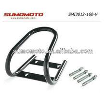 Steel 25MM V Shape Motorcycle Wheel Chock Paddock Stand Wheel Chock Holder Block in Motorcycle SMI3012-160-V