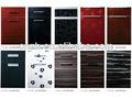 puerta de armario de cocina (panel de alto brillo acrílico)
