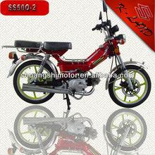 Chong qing electric start 50cc moped (SS50Q-2)