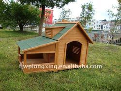 Wonderful New Dog House with Ambulatory
