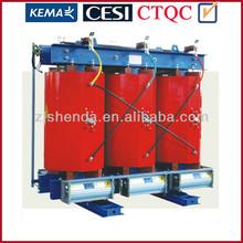 1250KVA SC(B) Type cast-resin Dry Transformer