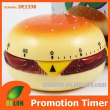Hamburger shaped timer kitchen