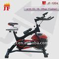 Volante bicicleta de exercício mão bicicleta de exercício corpo forma academia