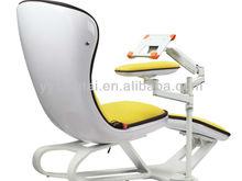 DEMNI Cozy Colorful modern lounge computer chair