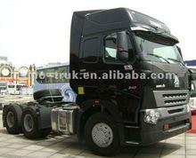 EURO III tractor truck 420hp