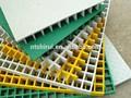 en plastique renforcé de fibre de verre frp grp caillebotis caillebotis caillebotis pont réseau