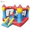 Super Inflatable castle-9217 Super Castle Bouncer with Slide