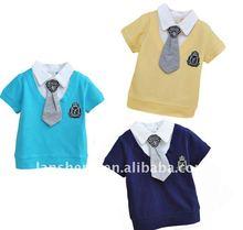 fashion and adorable design, children school t-shirt