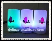 Nightclub led table lamp