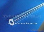 Dehydrogenized High Quality Transparent Fused Quartz Glass Tube