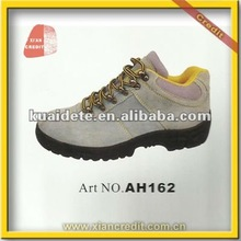 Oil&Slip resistant man shoes for industrial construction