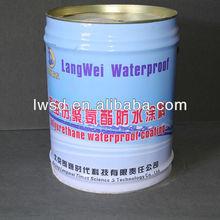 single component polyurethane waterproofing coating