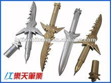 LT-B262 2012 new plastic sword pen