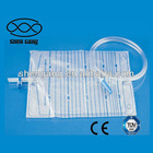 2000ml disposable urine bag,urine collection bag