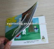 Saddle Stitching Brochure Printing