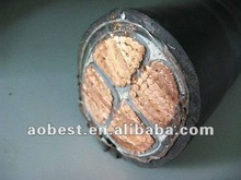 Golden supplier 3c 20kv power supply cord electric cable