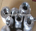 CARBON STEEL FORGED THREADED OUTLET