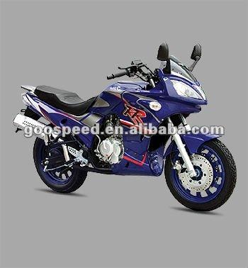 200cc الدراجة النارية في الشوارع