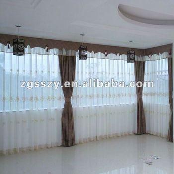 (Simple Curtain Designs)Window Curtain