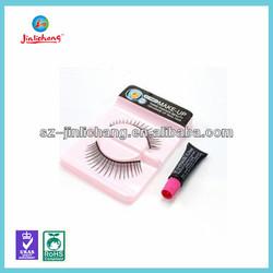 clear plastic blister eyelash box packaging