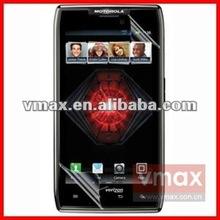 3h anti glare screen protector for Motorola Droid razr maxx