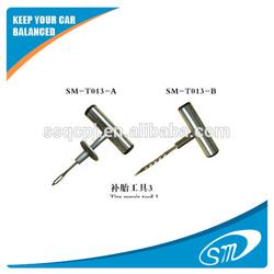 Motorcycle/Car Tubeless Tire Tyre Puncture Repair Kit