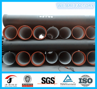 ductile iron K9 tube comply with ISO2531