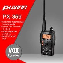 PX-359 VHF Or UHF car radio